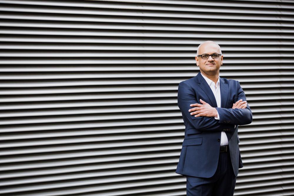 Diksesh Patel   Lighthouse Capital Group Founder